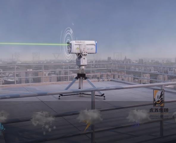 中科光电激光雷达产品三维beplay体育下载安卓版宣传片