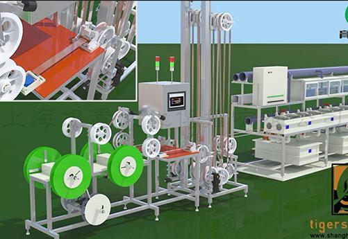【上海虎置】3D工业beplay体育下载安卓版制作-超大型产品展示之福音