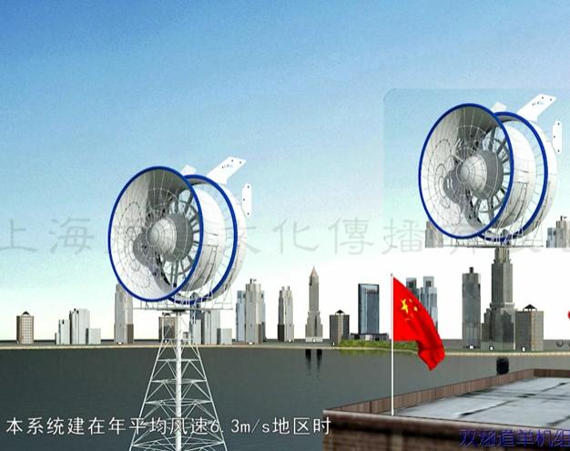 风力发电系统 室外超大型产品3Dbeplay体育下载安卓版演示