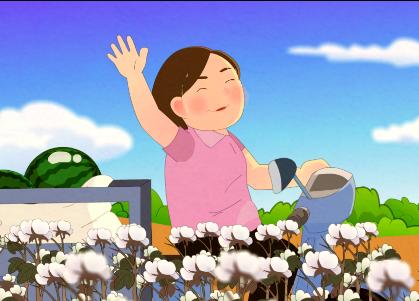 【flashbeplay体育下载安卓版制作】新疆兵团美德动漫宣传片制作《大漠深处姐弟情》