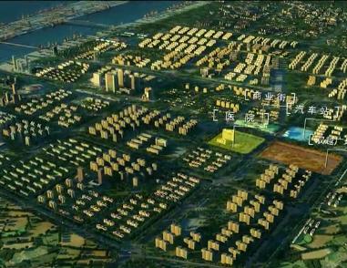 城市规划beplay体育下载安卓版三维beplay体育下载安卓版制作-上海虎置规划beplay体育下载安卓版制作公司