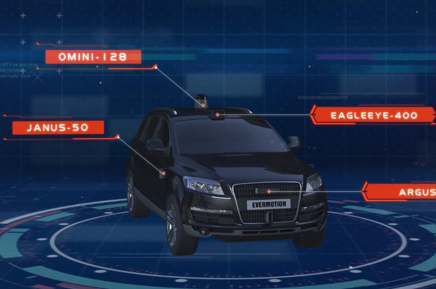 汽车自动驾驶三维beplay体育下载安卓版-上海虎置三维beplay体育下载安卓版制作公司